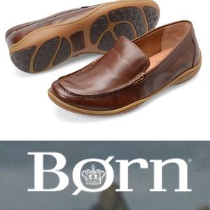 ❤️SALE! Born Harmon Slip On Moc